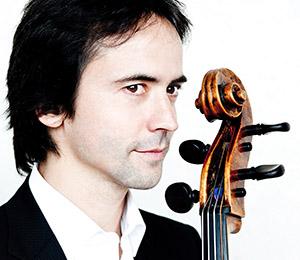 Cellist Jean-Guihen Queyras