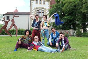 "Kultmusical ""Hair"" eröffnetBurgfestspiele Jagsthausen 2018"