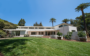 Thomas Mann Housein Los Angeles