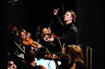 Teodor Currentzis –  Chefdirigent des SWR Symphonieorchesters