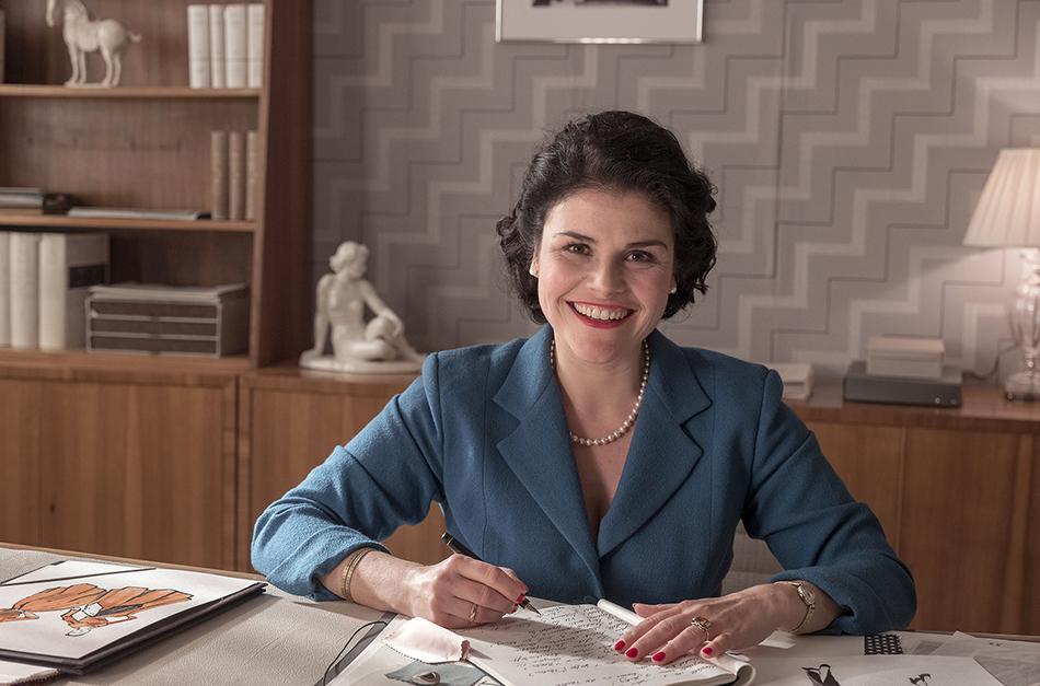 Aenne Burda –Die Wirtschaftswunderfrau