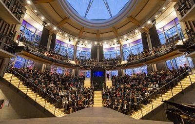 Das neue Haller Globe Theater