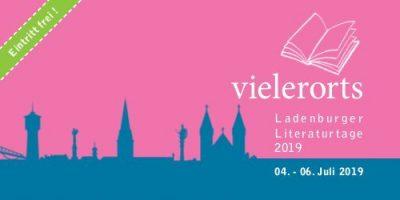 vielerorts-Literaturtage in Ladenburg