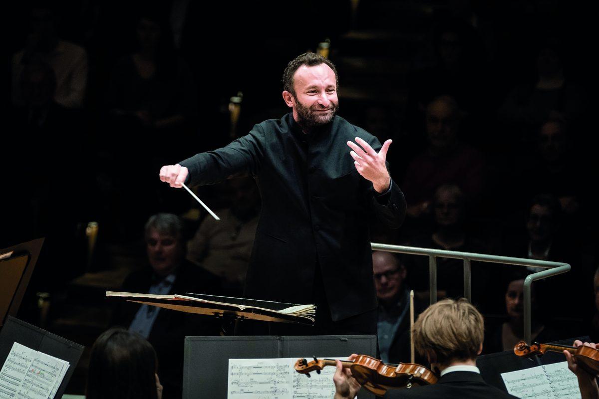 Kirill Petrenko und  Beethoven in Baden-Baden
