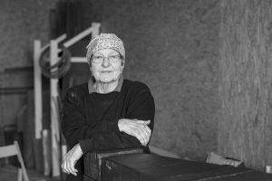 Die Künstlerin Gerda Bier erhält Hohenloher KunstpreisWerner Grund