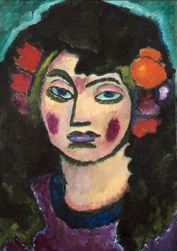 Expressionismus.Sammlung Selinka