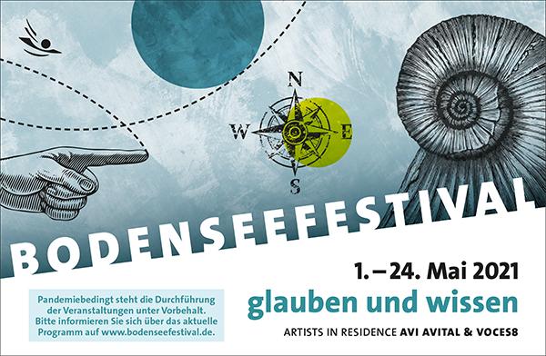 Das Bodenseefestival findetdigital statt!